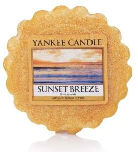 Vosk YANKEE CANDLE 22g Sunset Breeze