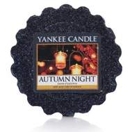 Vosk YANKEE CANDLE 22g Autumn Night