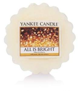Vosk YANKEE CANDLE 22g All is Bright