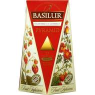 Čaj Basilur Strawberry & Raspberry 15x2g