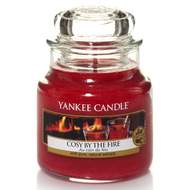Svíčka YANKEE CANDLE 104g Cosy by the Fire