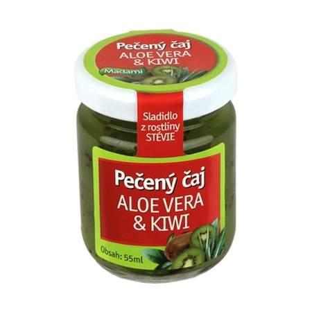 Madami Pečený čaj Aloe Vera & Kiwi 55ml
