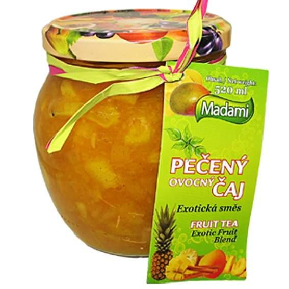 Madami Pečený čaj Exotická směs 520ml