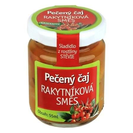 Madami Pečený čaj Rakytníková směs 55ml