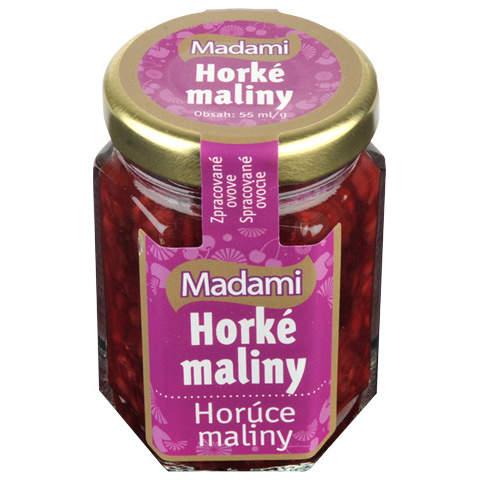 Madami Horké Maliny 55ml