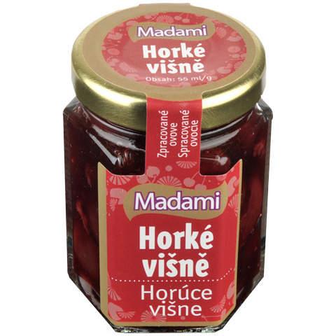 Madami Horké Višně 55ml