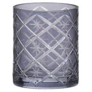 Svícen na votiv YANKEE CANDLE  Grey Etched Star