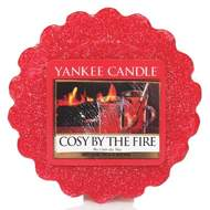 Vosk YANKEE CANDLE 22g Cosy by the Fire