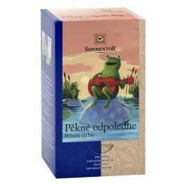 Pěkné odpoledne - bylinný čaj BIO porcovaný 18x1,5g Sonnentor