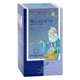Relaxační Sv. Hildegarda - bylinný čaj BIO porcovaný 18g Sonnentor