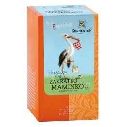 Zakrátko maminkou - Raráškův čaj BIO porcovaný 20g Sonnentor