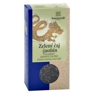 Jasmín - zelený sypaný čaj 100g Sonnentor