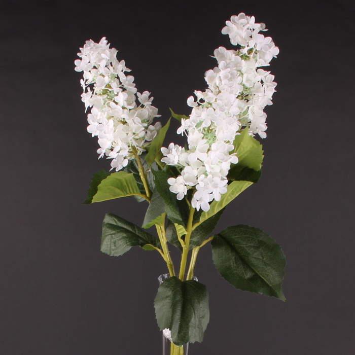 E-shop Hortenzie latnatá TRIST umělá bílá 93cm