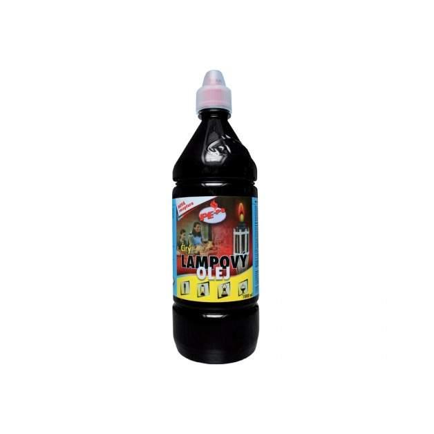 Olej lampový Pe-Po 1l čirý