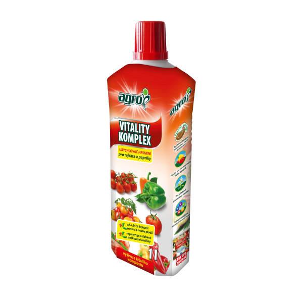 Agro Vitality Komplex rajča a paprika 1 l