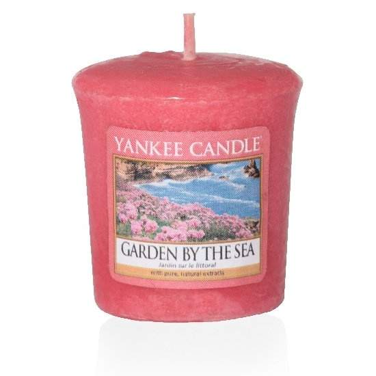 Votiv YANKEE CANDLE 49g Garden by the Sea