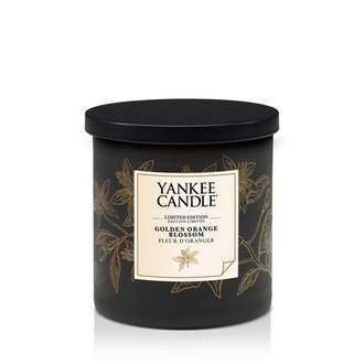 Svíčka YANKEE CANDLE Décor 198g Golden Orange Blossom