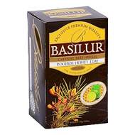 Čaj Basilur Rooibos Honey Lime 20x1,5g
