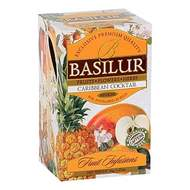 Čaj Basilur Fruit Caribbean Cocktail 20x1,8g