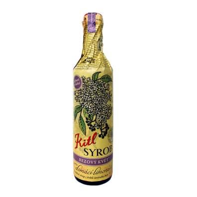 Likér bylinný Kitl SYROB BEZOVÝ 500ml