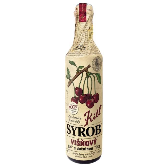 Likér bylinný Kitl SYROB VIŠŇOVÝ 500ml