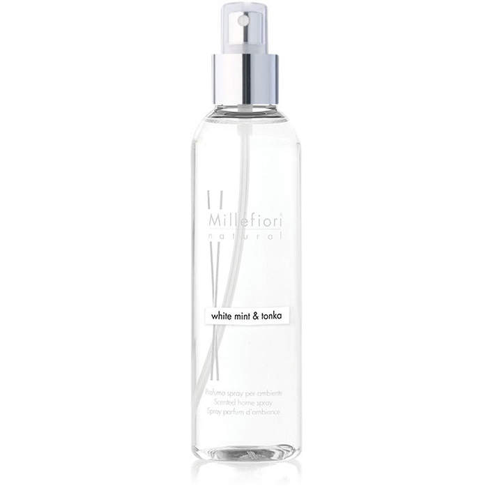 Millefiori Sprej home NATURAL White Mint & Tonka 150ml
