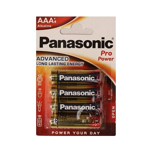 Baterie Panasonic AAA ProPower