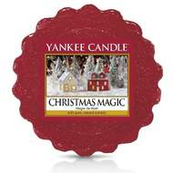 Vosk YANKEE CANDLE 22g Christmas Magic
