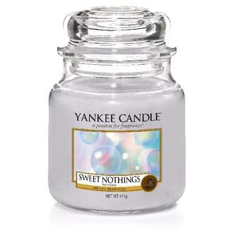 Svíčka YANKEE CANDLE 411g Sweet Nothings