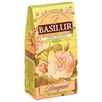 Čaj Basilur Bouquet Cream Fantasy sypaný 100g