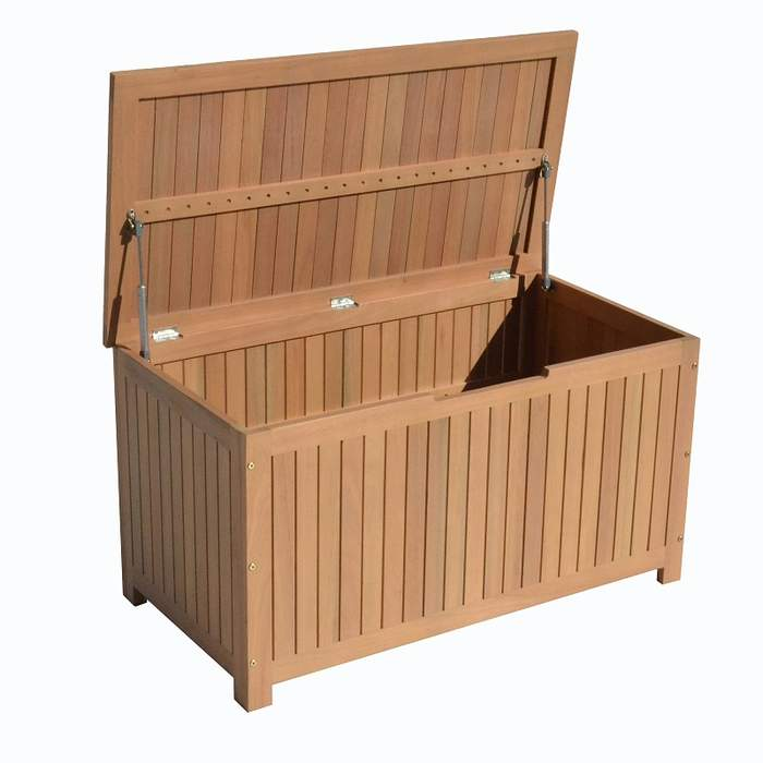 Box na polstry CALIFORNIA dřevo
