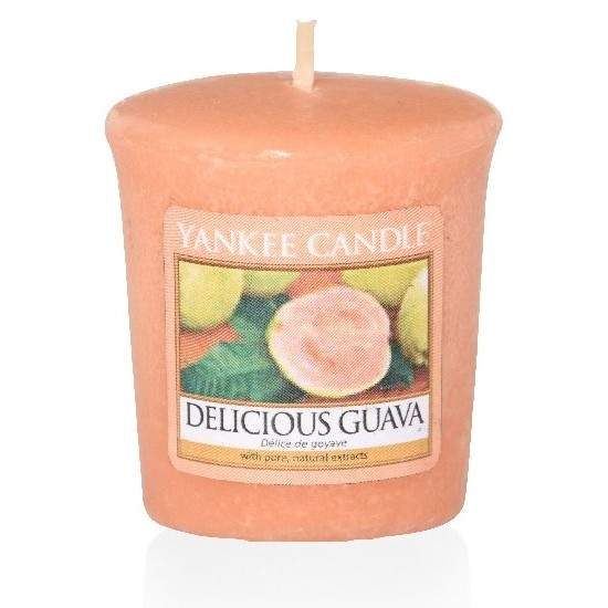 Votiv YANKEE CANDLE 49g Delicious Guava