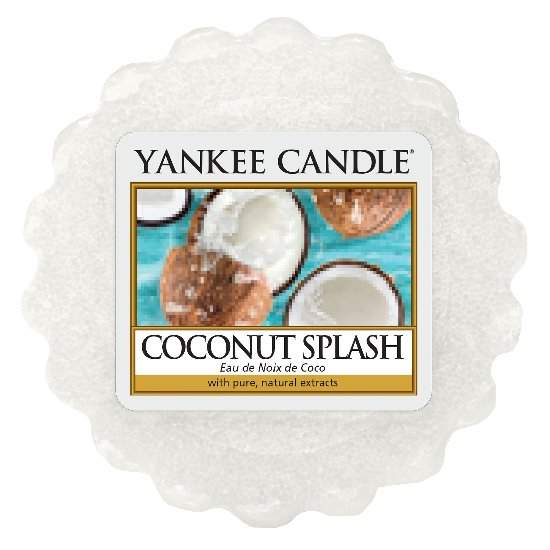 Vosk YANKEE CANDLE 22g Coconut Splash