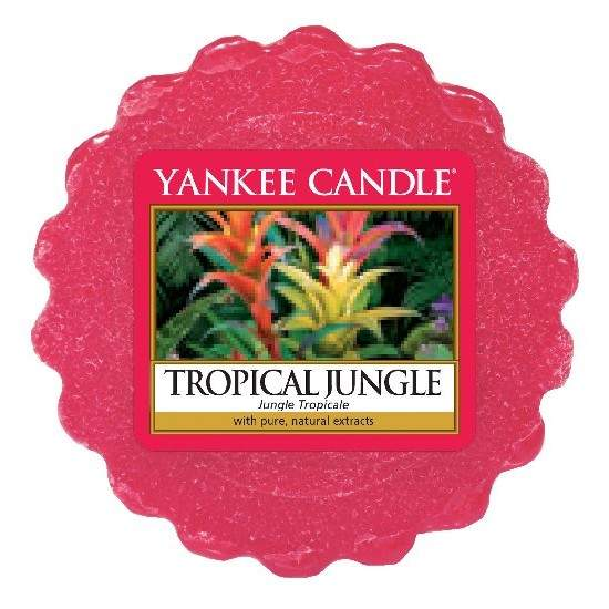 Vosk YANKEE CANDLE 22g Tropical Jungle
