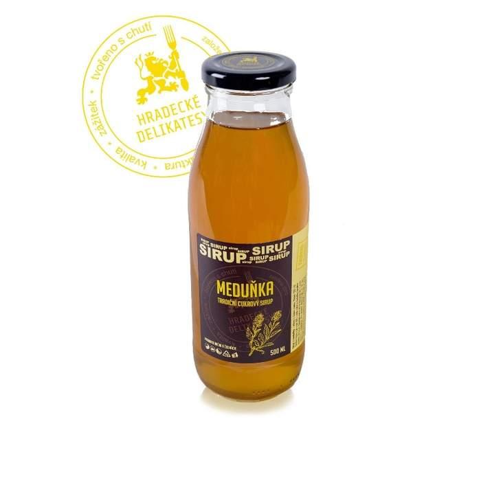 Sirup meduňka 500ml