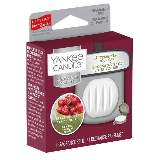 Náplň YANKEE CANDLE Ch.Scents - Black Cherry