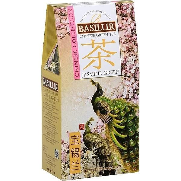 Čaj Basilur Chinese Jasmine Green 100g