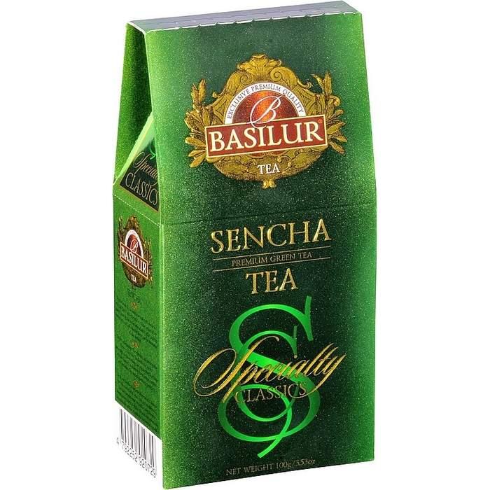 Čaj Basilur Specialty Sencha 100g