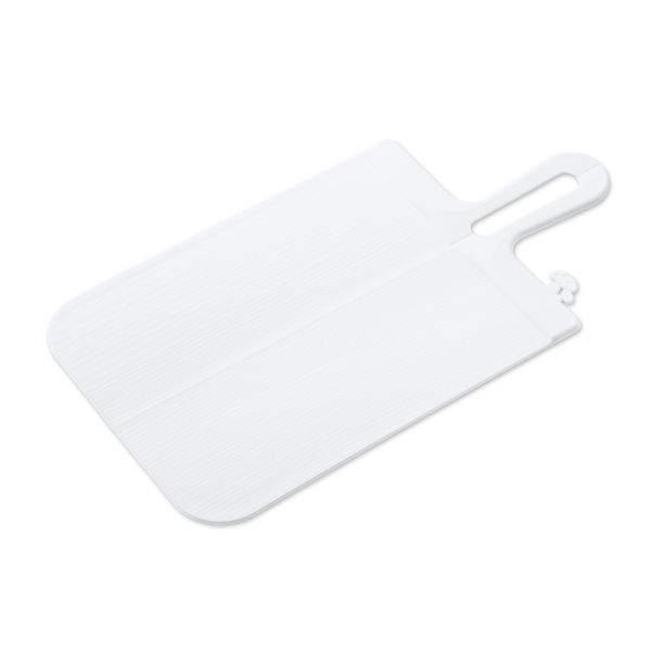 Plastové skládací kuchyňské prkénko SNAP bílé 46cm