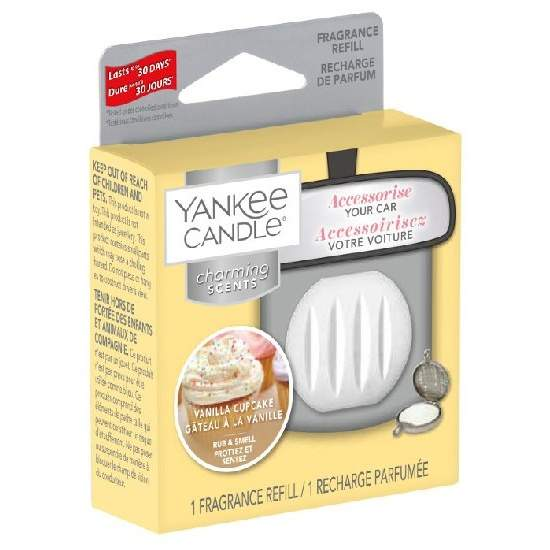 Náplň YANKEE CANDLE Ch.Scents Vanilla Cupcake