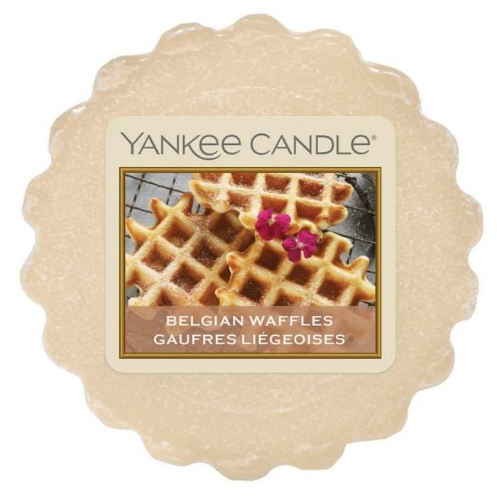 Vosk YANKEE CANDLE 22g Belgian Waffles