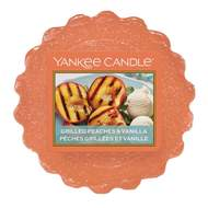 Vosk YANKEE CANDLE 22g Grilled Peaches&Vanila