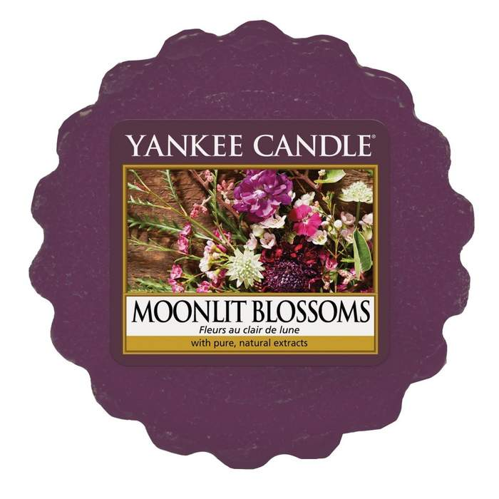 Vosk YANKEE CANDLE 22g Moonlight Blossoms