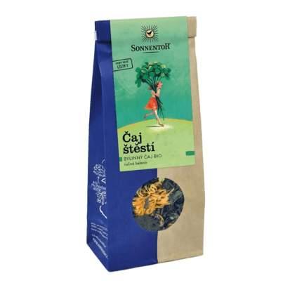 Štěstí - bylinný čaj BIO sypaný 50g