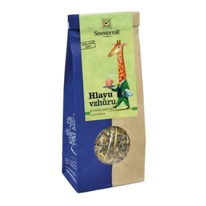 Hlavu vzhůru - bylinný čaj BIO sypaný 50g