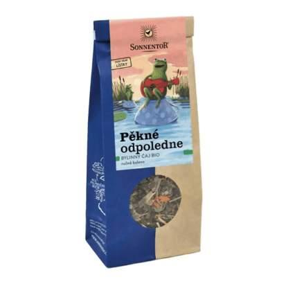 Pěkné odpoledne - bylinný čaj BIO sypaný 50g