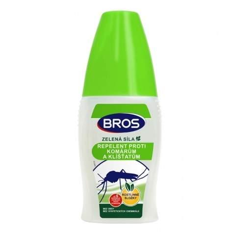 Repelent BROS na komáry a klíšťata 50ml
