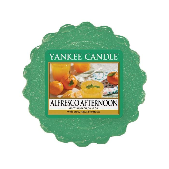 Vosk YANKEE CANDLE 22g Alfresco Afternoon
