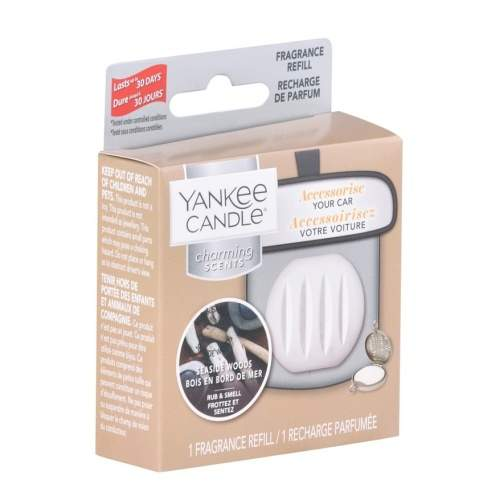 Náplň YANKEE CANDLE Ch.Scents Seaside Woods