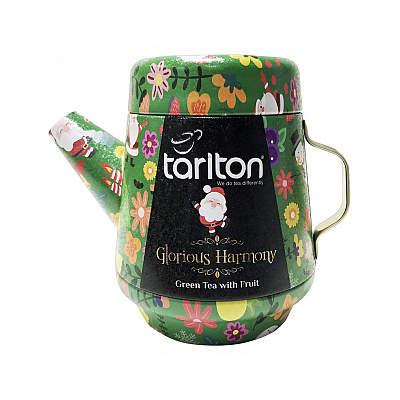 Čaj Tarlton Tea Pot Green Glorious Harmony 100g